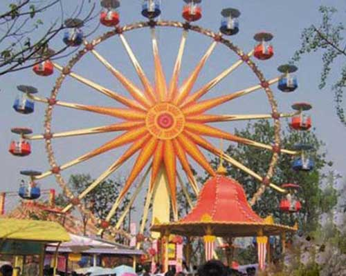 ferris wheel funfair manufacturers