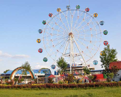 Beston the big ferris wheel supplier