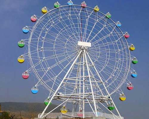 park ferris wheels manufacturer Beston