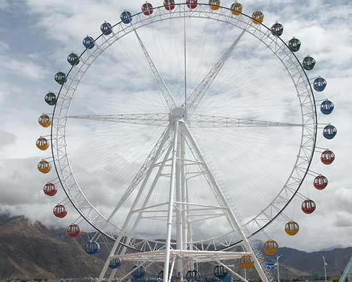 the big ferris wheel supplier