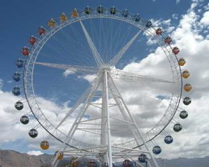customized 52m ferris wheel