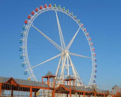 observation wheel manufacturer Beston group