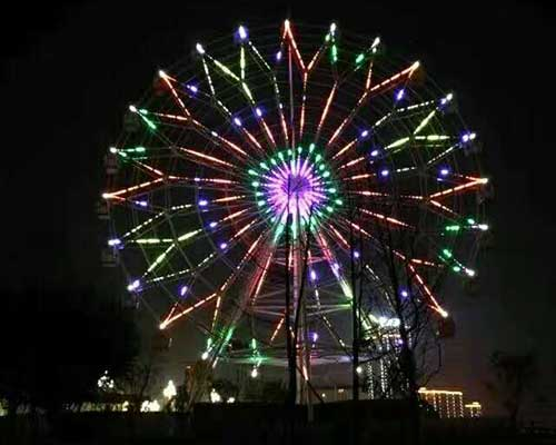 ferris wheel supplier Beston group