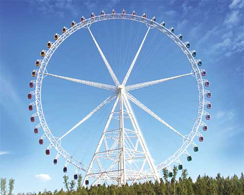 observation wheel supplier Beston group