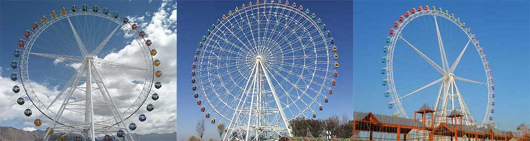 giant ferris wheel factory in China Beston group