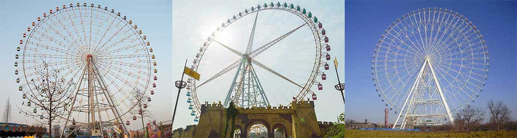 ferris wheel manufacturer and supplier Beston group