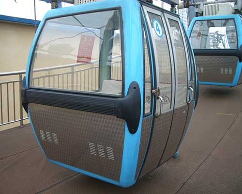 aluminum alloy cabin ferris wheels for sale