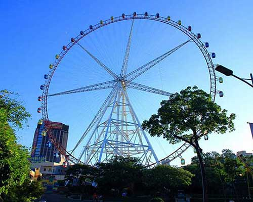 ferris wheel manufacturer Beston in china