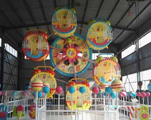 Antique Ferris wheel for Sale