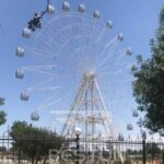 Beston 42M Ferris Wheel for Sale in Uzbekistan